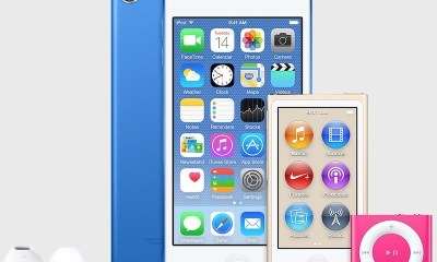 This image may show what Apple plans to announce on the iPod touch 2015 release date.