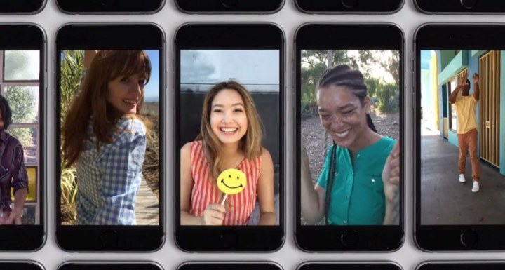 The new iPhone ads focus on how much people love the iPhone and the benefits of making the iPhone and the iOS software.