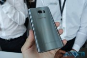 Note 5 Back Silver