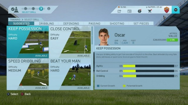 EA delivers an upgraded FIFA 16 career mode.