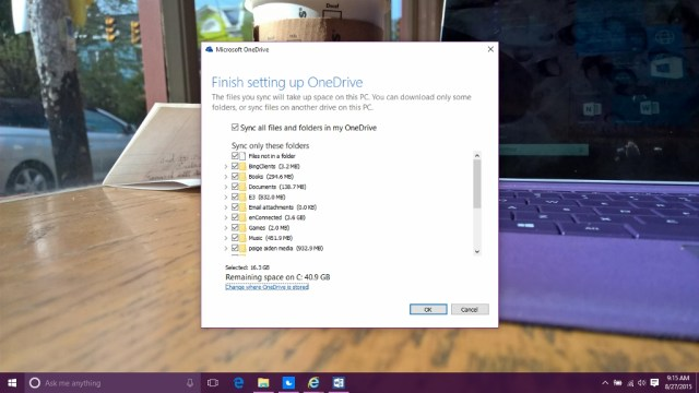 How to Backup Files in Windows 10 (10)