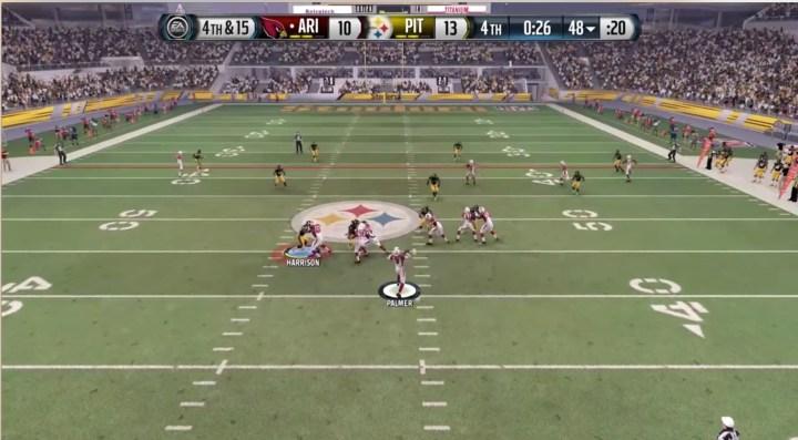 Madden 16 vs Madden 15 - Quarterback Pass Options