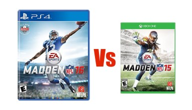 The most important Madden 16 vs Madden 15 differences.