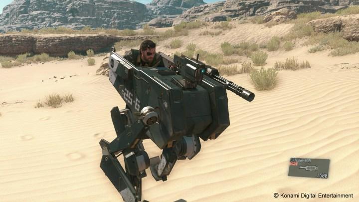 PC Metal Gear Solid 5 Release Date