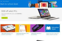 Microsoft Store Back to School Deals