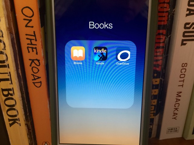 Download eBook apps for iPhone.