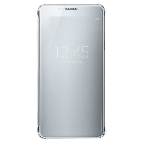 Note 5 S-View Clear Flip Case