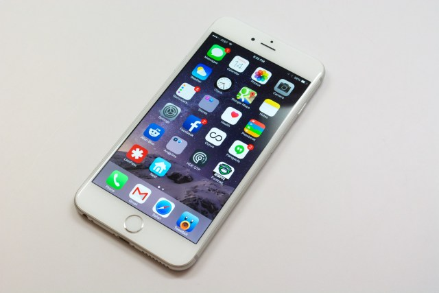 iPhone 6 Plus iOS 8.4.1 Update - 5