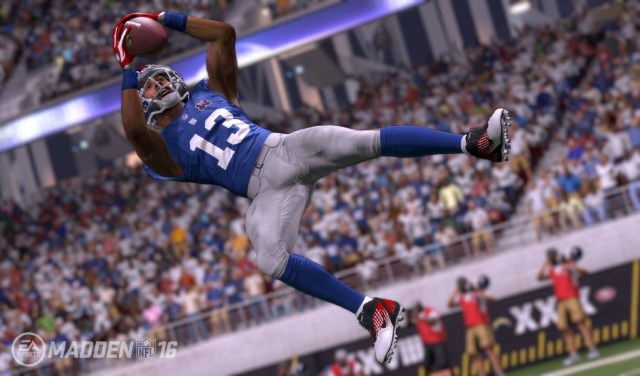 Your Madden 16 progress carries over to the public release.