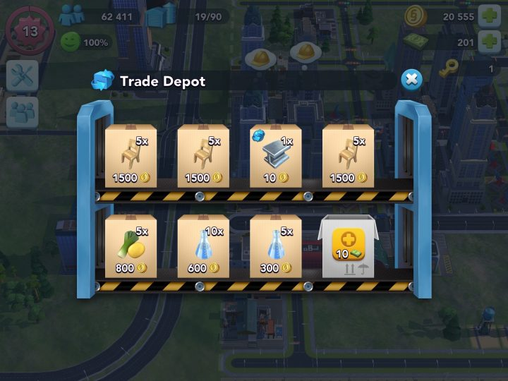 how to build in simcity buildit