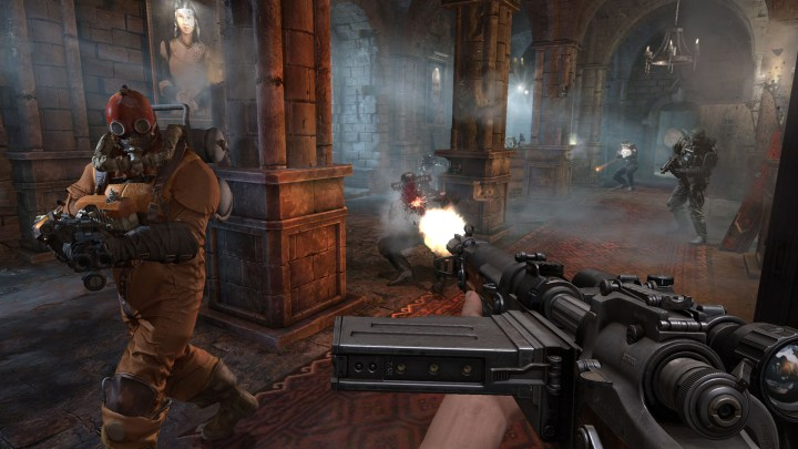 Wolfenstein: The New Order and Old Blood