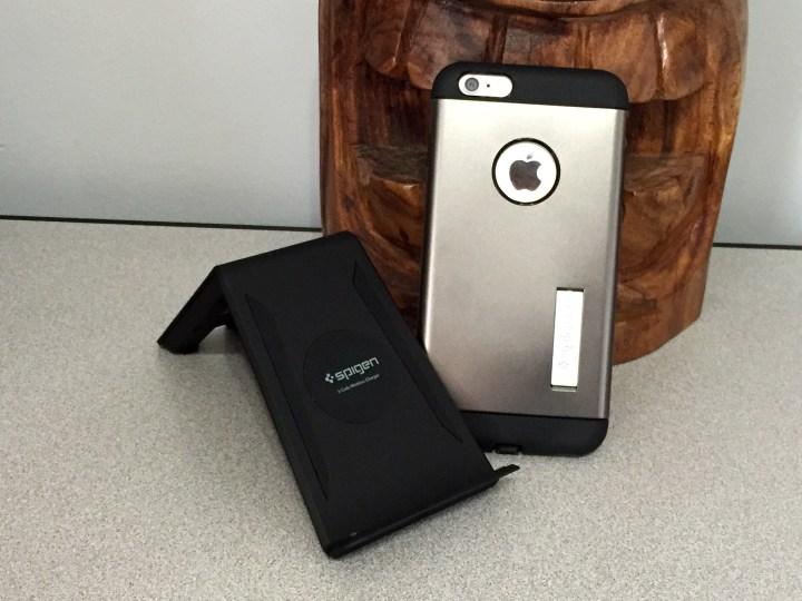 Spigen Slim Armor Volt Wireless Charging iPhone 6s Plus Case