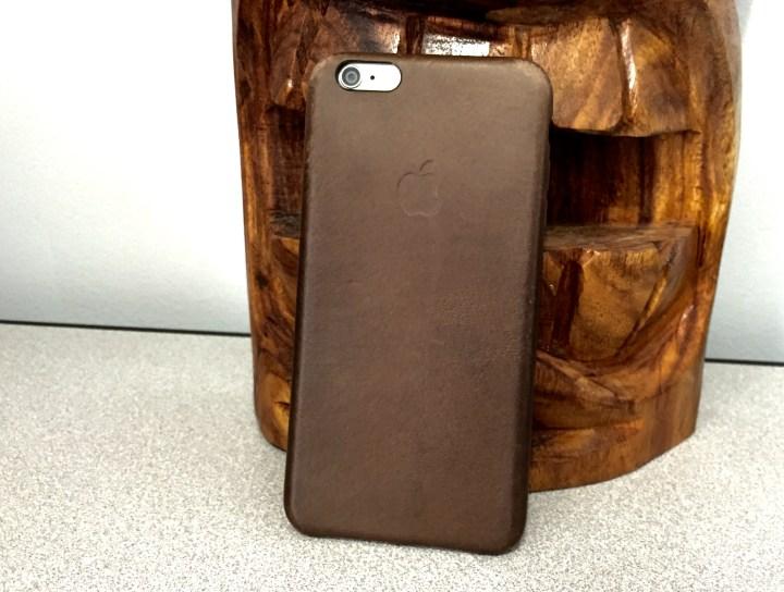 Apple Leather iPhone 6s Plus Case