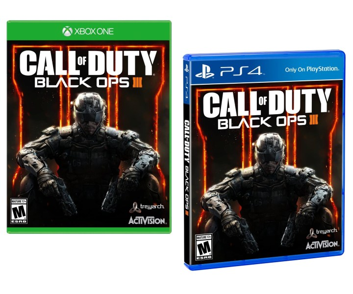 Release date of black ops 3
