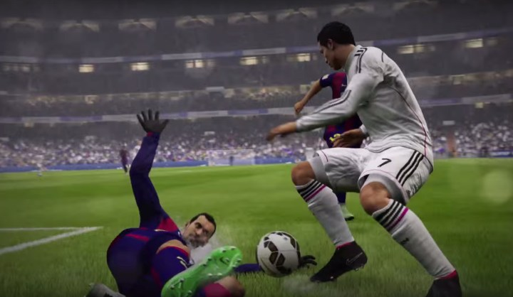 FIFA 16 vs FIFA 15 No Touch Dribble