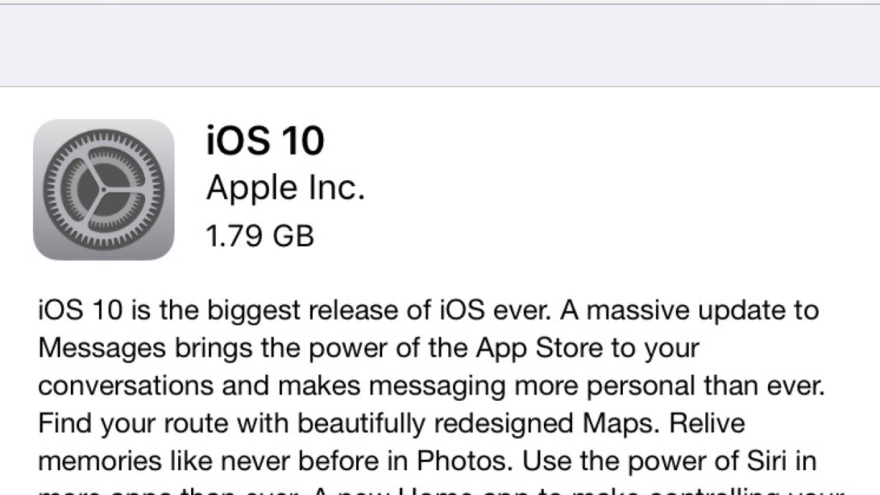 How Long Will the iOS 10 Update Take to Finish?