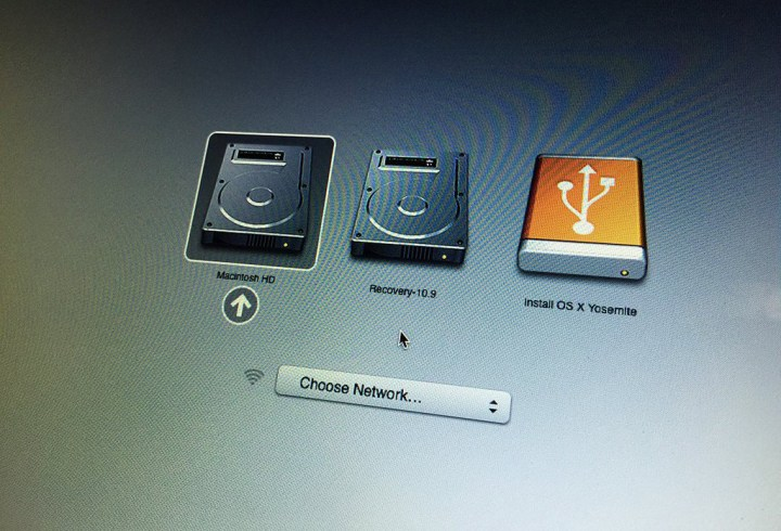"Instead of ""OS X Yosemite"" it will say ""OS X El Capitan"""