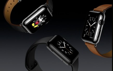 New Gold Apple Watch Sport - 3