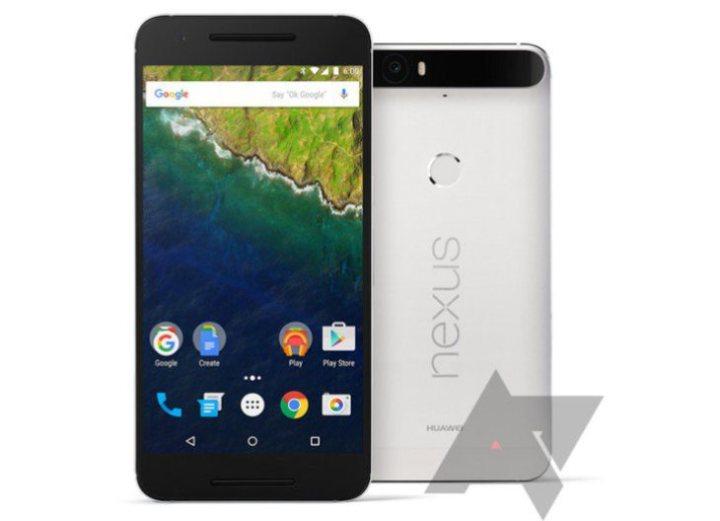 Nexus 6P Carriers & Project Fi