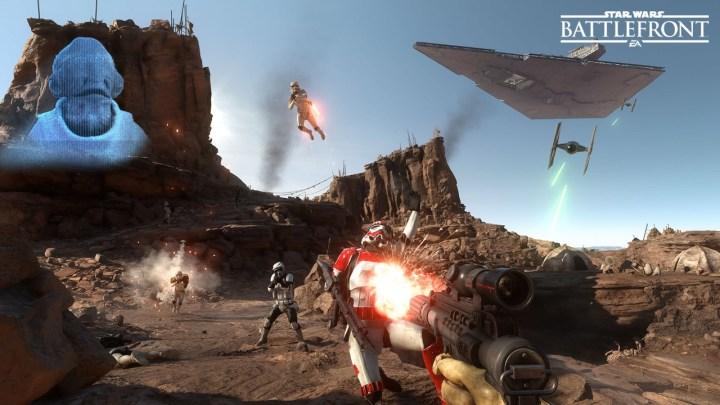 Star Wars Battlefront beta details - 4