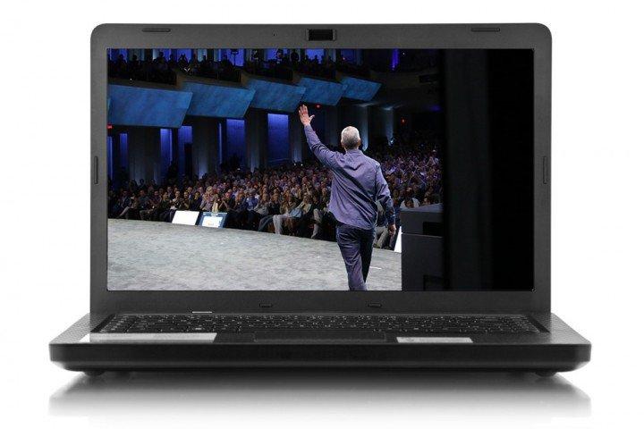 Hur man tittar på livestream för iPhone 7 på Windows.