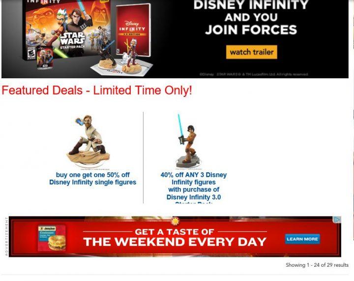 disney infinity toys r us