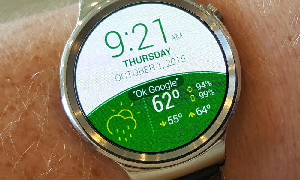 Huawei Watch Review: Best Android Wear Smartwatch Available