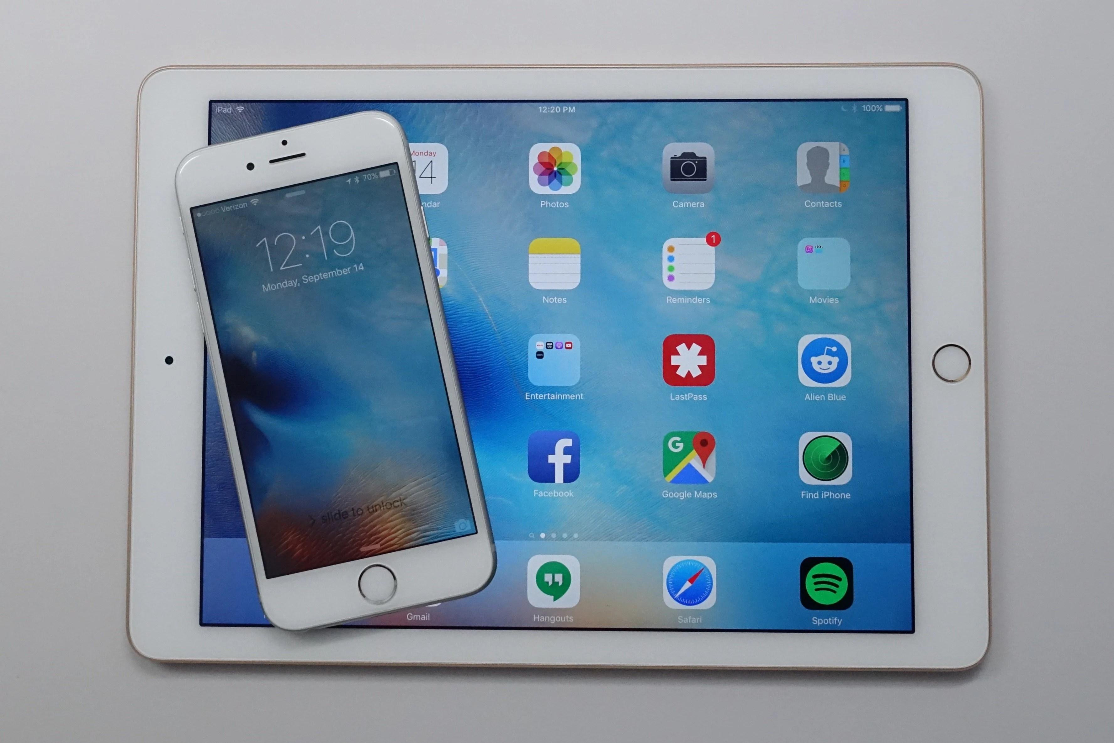 iOS 9 on iPad: First Impressions & Performance