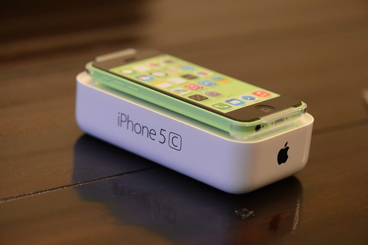 iPhone 5c Discontinued