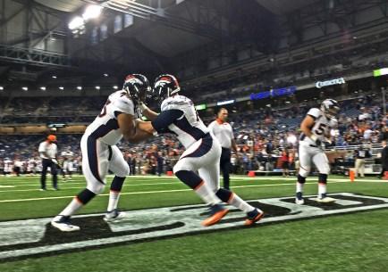 iPhone 6 Plus Photo Samples NFL Lions vs Broncos - 11