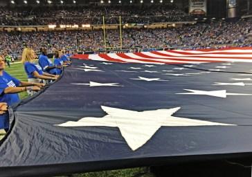 iPhone 6 Plus Photo Samples NFL Lions vs Broncos - 20