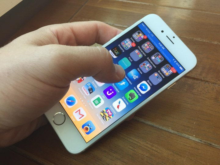 A leak outlines a major new iPhone 6s feature.