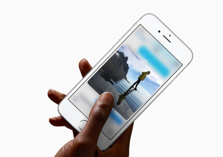 3D Touch Display