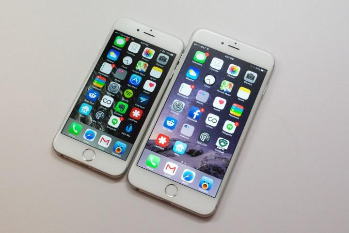 Official iPhone 6s Plus Details