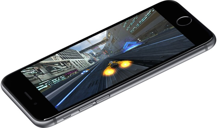 iPhone 6s colors - Space Gray