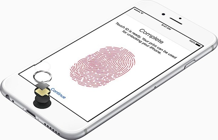 Touch ID Upgrades
