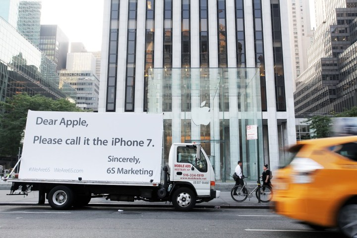 Company asks Apple for the iPhone 7 release in 2015.