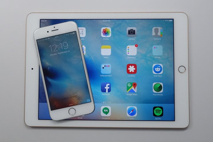 What you need to install the iOS 9.1 beta.