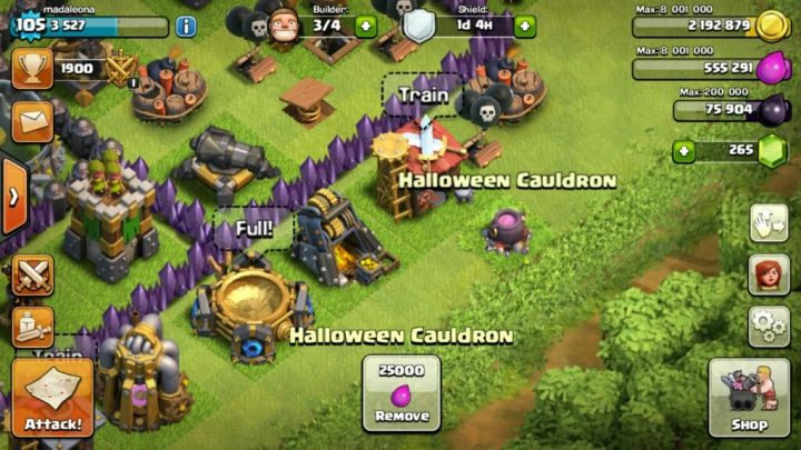 Clash Of Clans October Update: What to Expect