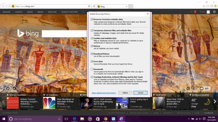 How to Delete Windows 10 Browser History (14)