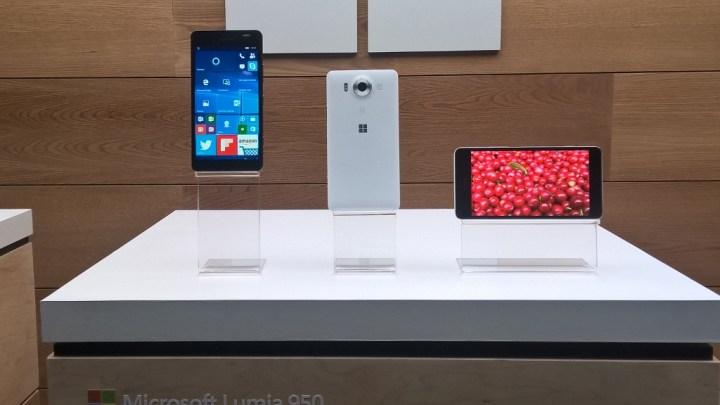 Lumia 950, 550 and 950 XL (3)