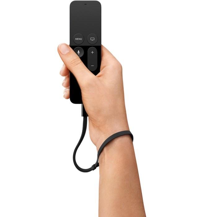 New Apple TV Remote Control