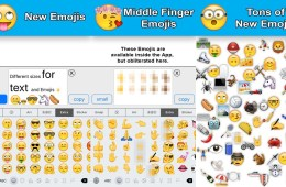This app promises early access to iOS 9.1 emojis, but users should read reviews.