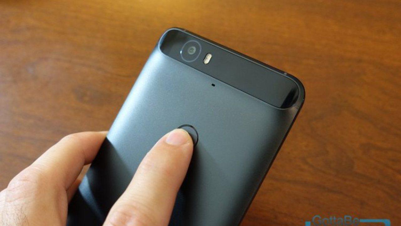 How to Fix Nexus 6P Fingerprint Scanner Problems