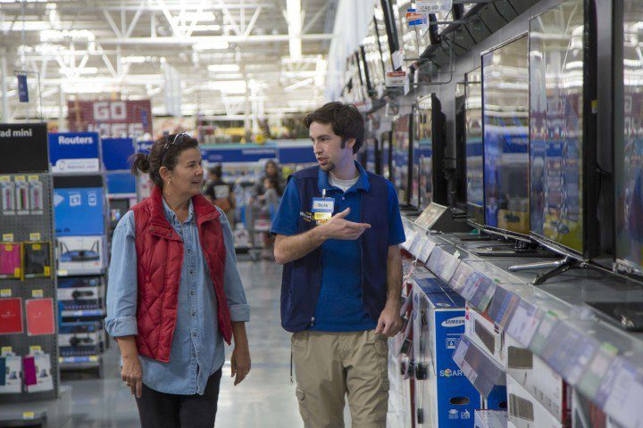 What to expect from the Walmart Black Friday 2016 HDTV deals.