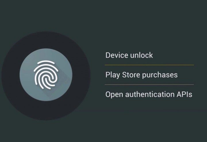 Android 5.1 vs Android 6: Fingerprint Support