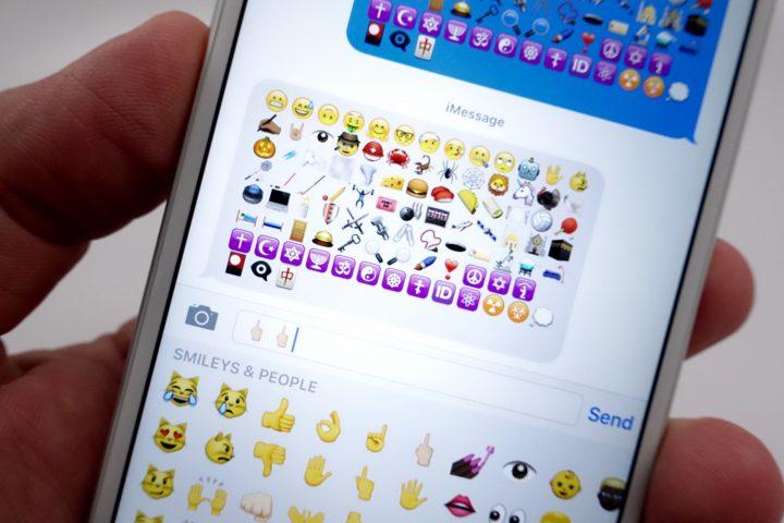New iOS 9.1 Emoji