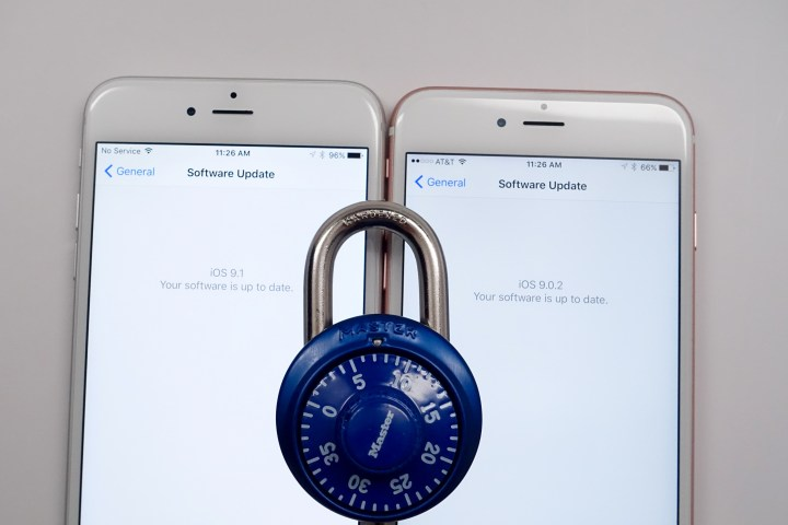 Closes iOS 9 Jailbreak Holes