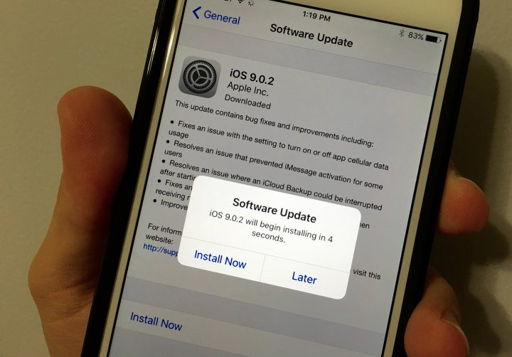 Here's what you need to know about the iPhone 6 Plus iOS 9.0.2 update.
