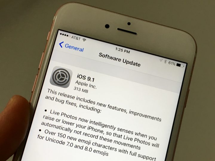 Download Ios 9 Live Wallpapers Iphone 6s 6s Plus: IOS 9.1 Release Date Arrives With 150 New Emojis